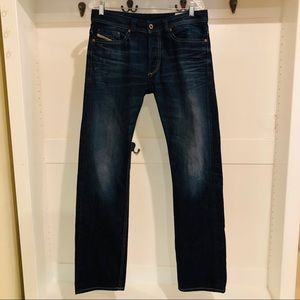 Diesel Viker Straight Leg Jeans Wash # 0073N